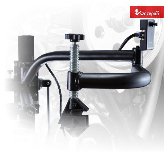 montażownica automatyczna do kół opon + ramię runflat