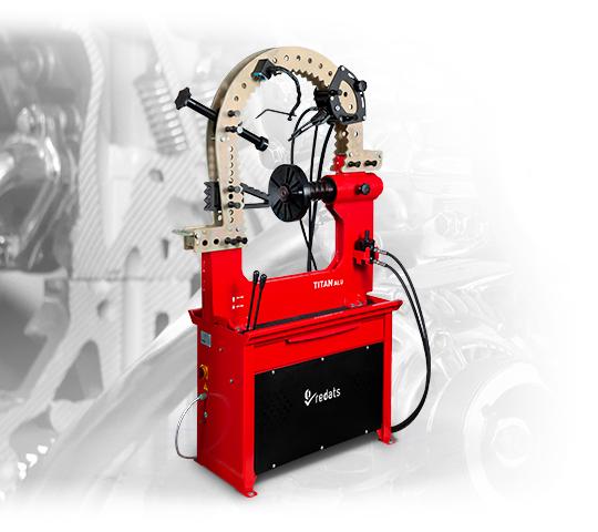 maszyny do prostowania felg