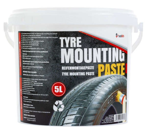 Pasta montażowa do opon ATS Tyre Mounting Paste - 5kg